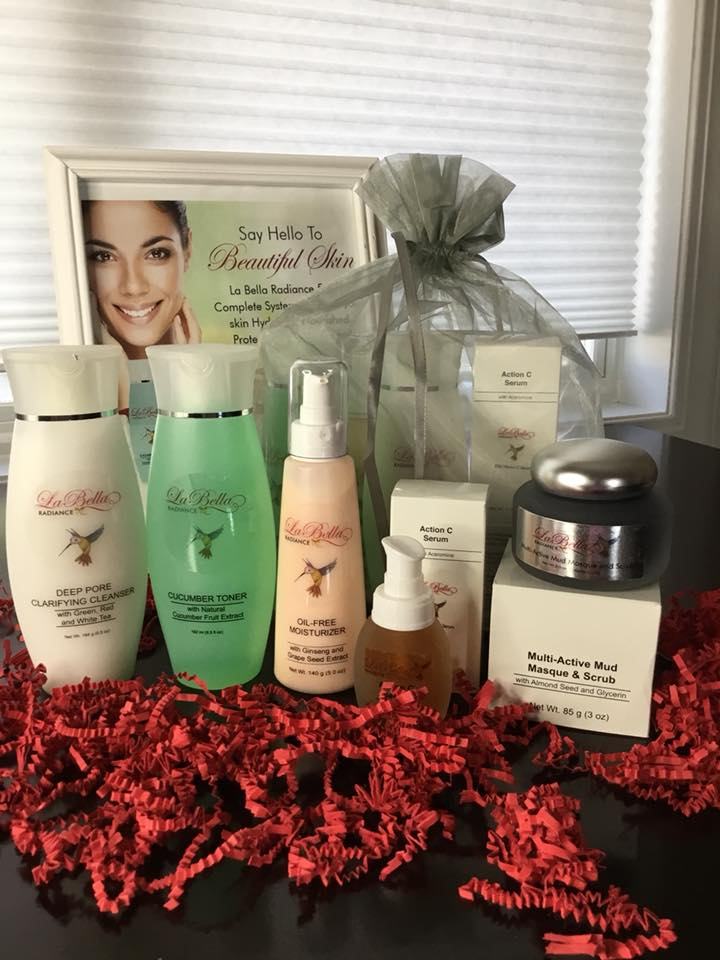 New Radiance Beauty Products!